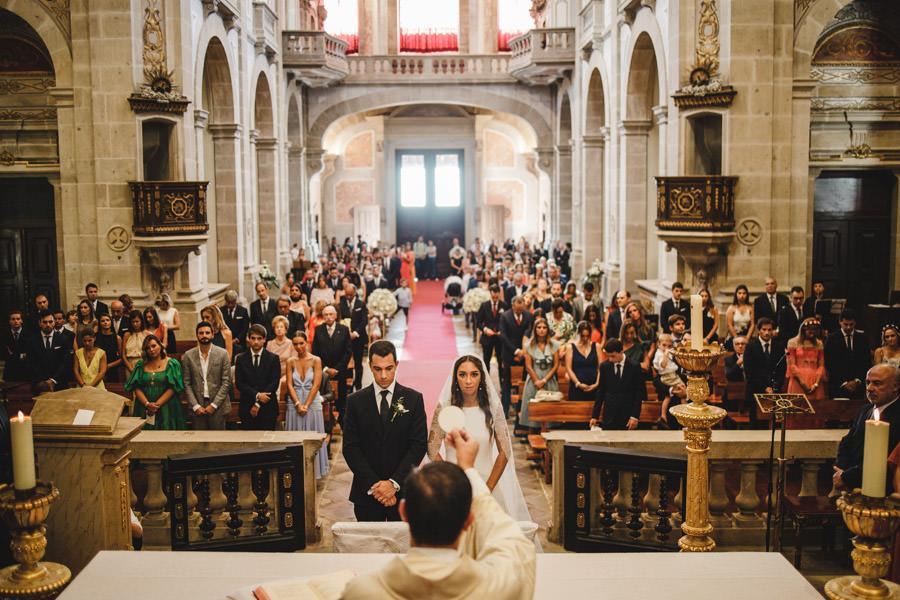 fotografia de casamento Bom Jesus Braga consagracao
