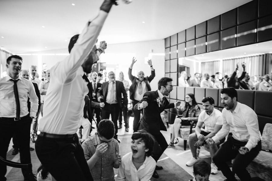fotografia de casamento vitoria do sporting taca portugal