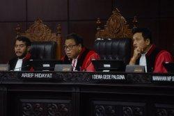 Putusan Mahkamah Konstitusi Sahkan Hak Angket KPK Diduga Barter Politik