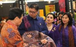 Kemenperin Targetkan Ekspor Tenun dan Batik Sentuh USD 58,6 Juta