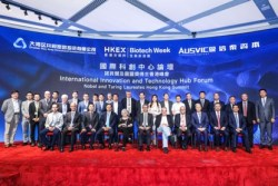 Global biotechnology leaders gather in Hong Kong International Science and Technology Innovation Center Forum Nobel and Turing Award Winners Hong Kong Summit
