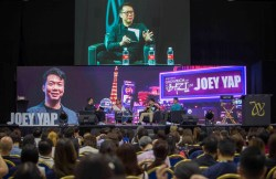 Joey Yap Enlightens 2,000 Participants From 48 Nations on How to Use their Birthdate to Escalate their Wealth, Career and Relationship