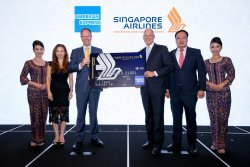 American Express and Singapore Airlines extend partnership to support SME growth in Singapore