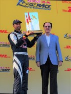 DHL Global Forwarding takes last lap for final stop of the iconic Red Bull Air Race World Championship
