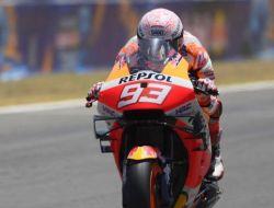 Marc Marquez Kembali Memakai Spesifikasi Lawas
