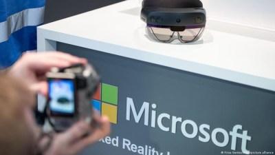 Microsoft Lengkapi Tentara AS dengan Headset Augmented Reality