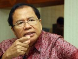 Rizal Ramli Sebut Pemerintah Pelit ke Rakyat Tapi Loyal ke Oligarki