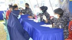 TNI AL Klaim Suntikan Vaksin Kedua Mampu Tingkatkan Imunitas Tubuh