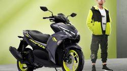 Yamaha Aerox Usung Teknologi VVA dan Belum Dimiliki Pesaingnya