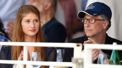 Putri Tertua Bill Gates Menikah Secara Islam