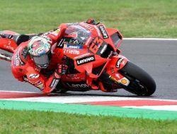 Hasil Kualifikasi MotoGP Emilia Romagna 2021, Francesco Bagnaia Pole