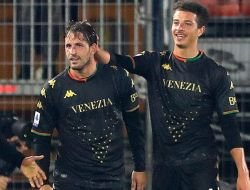 Venezia vs Fiorentina Bertanding dengan Skor 1-0