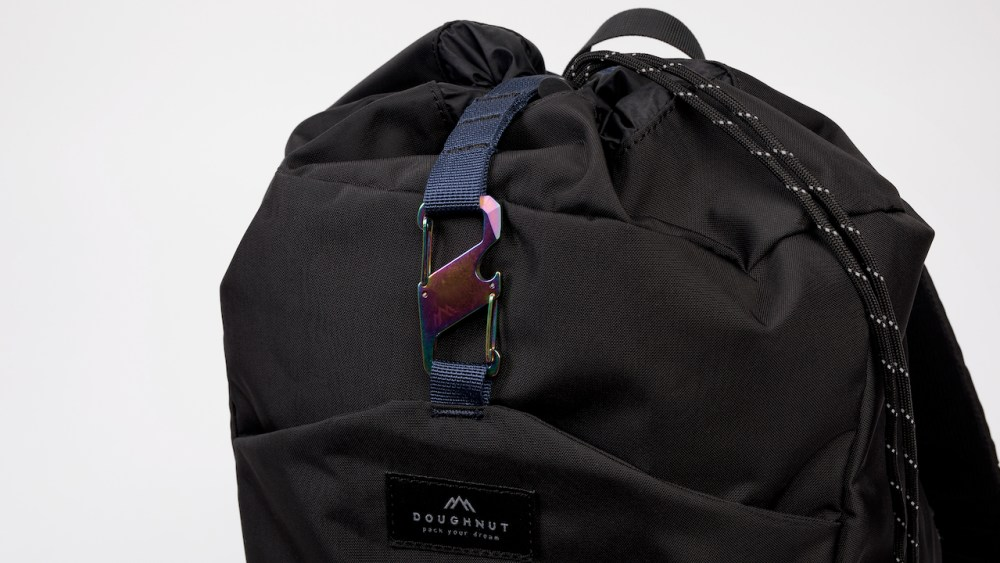 DN BLACK x 盧廣仲 Flash on Captain Backpack($600)