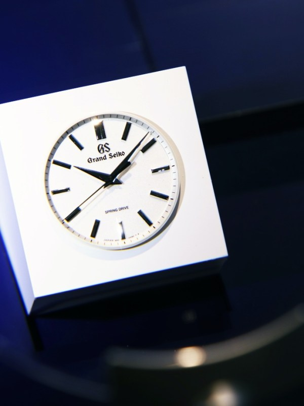 Grand Seiko 60周年呈獻「In Good Taste of Time」展覽