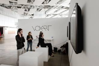 VoxArt stendas 2015
