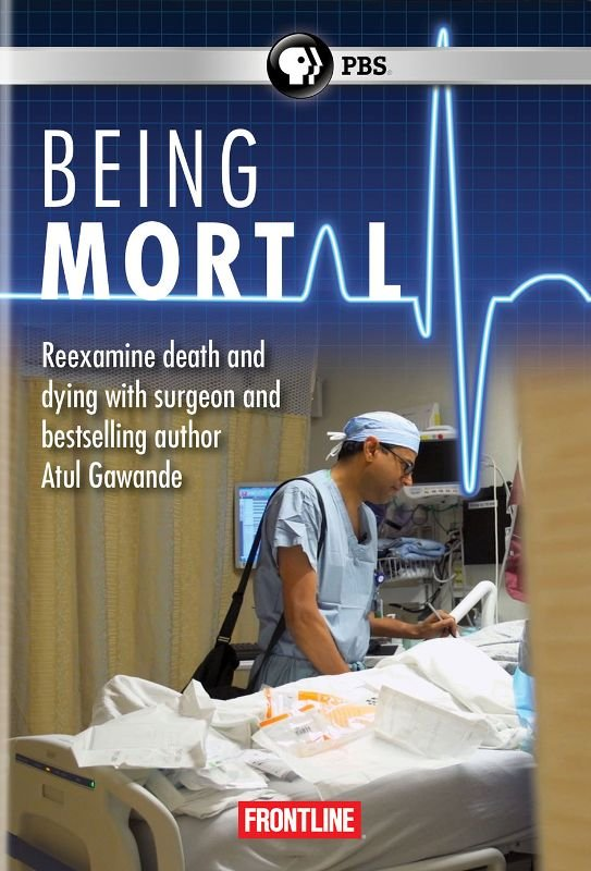 Being Mortal DVD cover