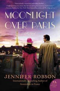 Moonlight Over Paris book cover
