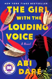 The Girl with the Louding Voice book cover