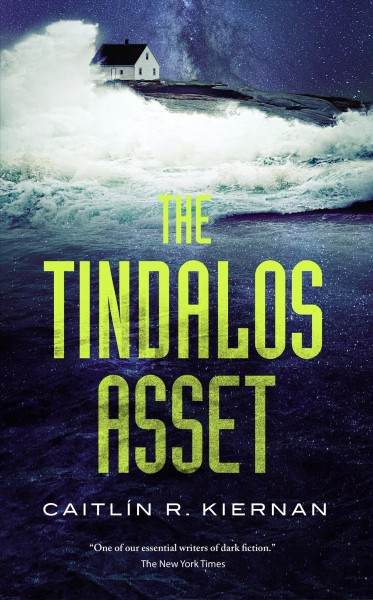 The Tindalos Asset book cover