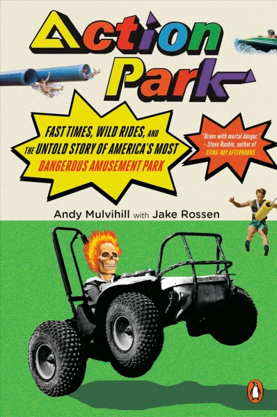 Action Park book cover