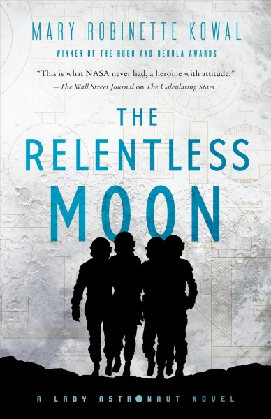 The Relentless Moon book cover