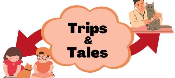 Trips & Tales logo