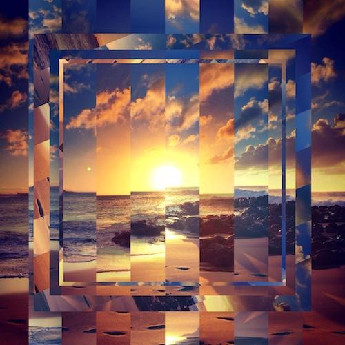 Sunset Angles © lynette sheppard