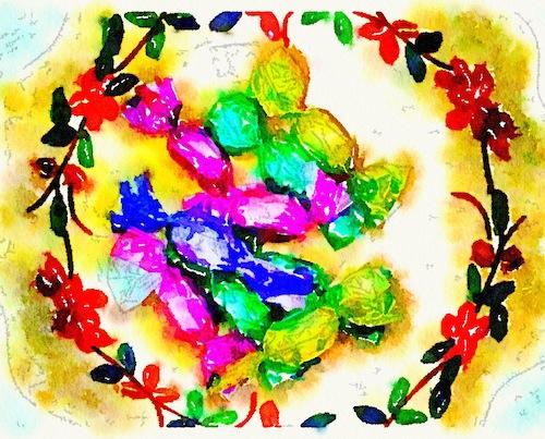 Candy Dish © lynette sheppard