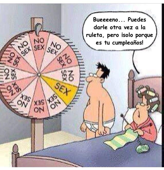 humor ruleta