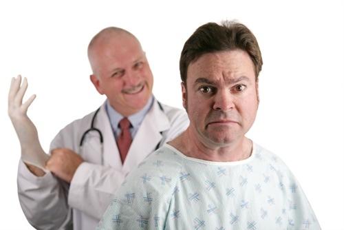 una próstata agrandada nunca puede encogerser