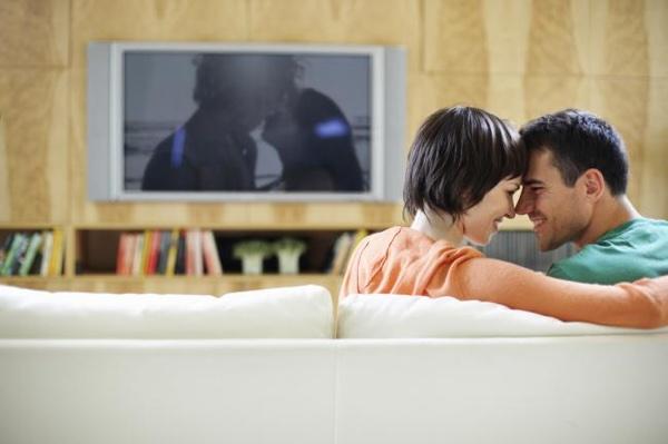 Ver películas sobre parejas reduce la tasa de divorcios