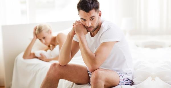 La autovigilancia puede empeorar tus problemas sexuales