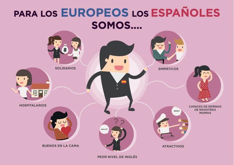 Los españoles somos vistos en Europa como los mejores en la cama