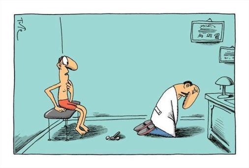 El humor de los domingos