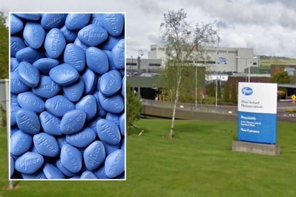 Erecciones constantes en el pueblo irlandés donde está la fábrica de Viagra
