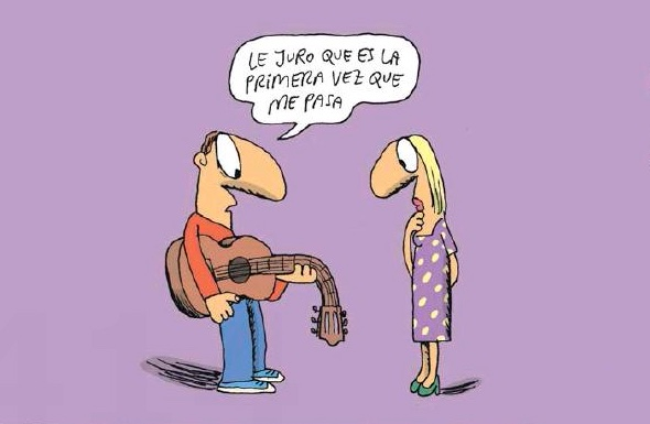 humor guitarra