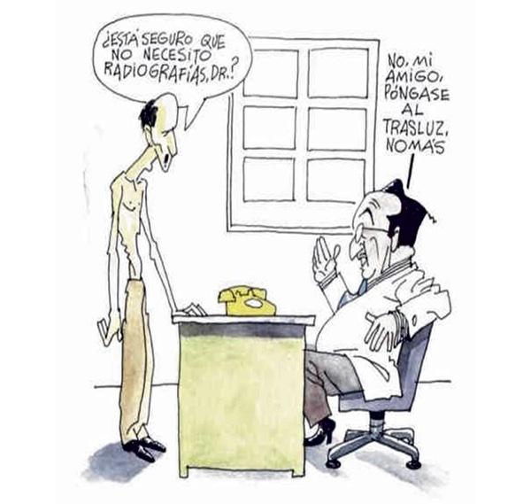 paciente delgado