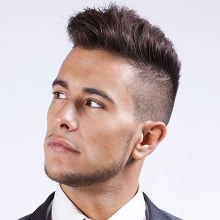 Penteados da moda para os homens 2013