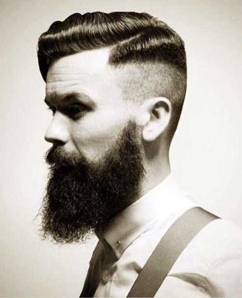 Side Haircut For Mens Mens Hairstyles 2018