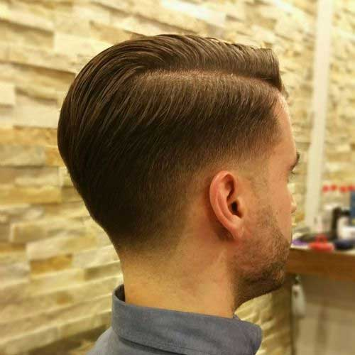 Shaved Side Hairstyles Men Mens Hairstyles 2018