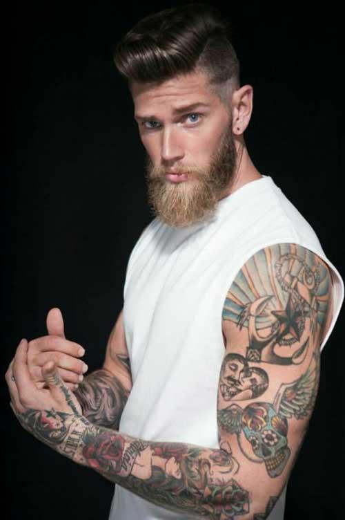 25 Trendy Mens Haircuts Mens Hairstyles 2018