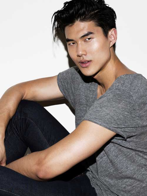 Image Result For Asian Short Hairstyles Male