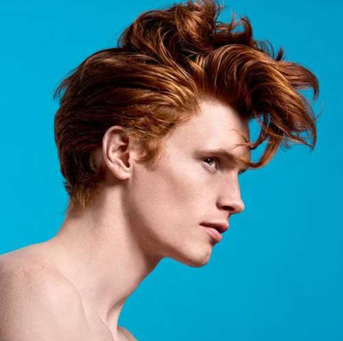 Red Haired Guys Pictures Mens Hairstyles 2018