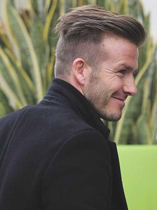 20 David Beckham Hairstyle 2014 Mens Hairstyles 2018