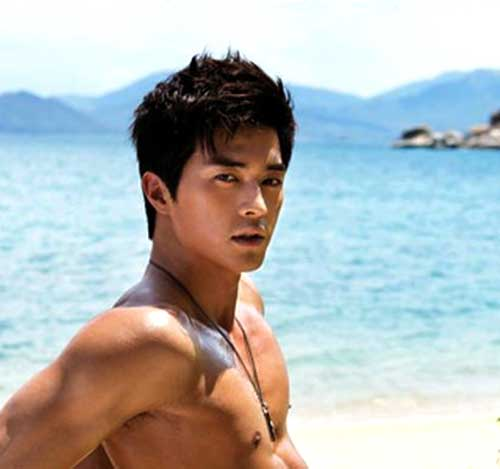 Image Result For Short Hairstyle Men Asian