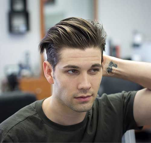 Image Result For Mens Hair Long On Top Short Sides And Back