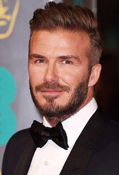 20 David Beckham Short Hair Mens Hairstyles 2018