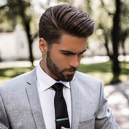15 Business Hairstyles For Men Mens Hairstyles 2018