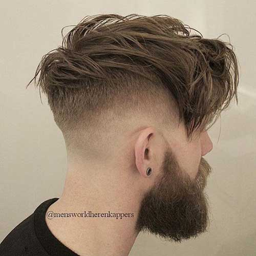 Long Top Medium Hairstyles For Men Mens Hairstyles 2018