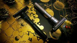 Qshave Cool Black & mat